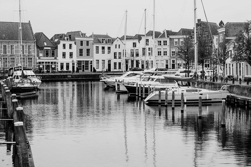 Fotoshoot locatie Zeeland Goes
