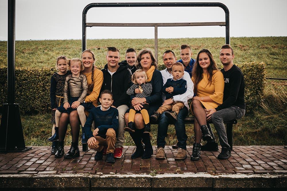 fotoshoot familie hoedekenskerke