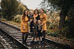 gezin fotoshoot zeeland 1