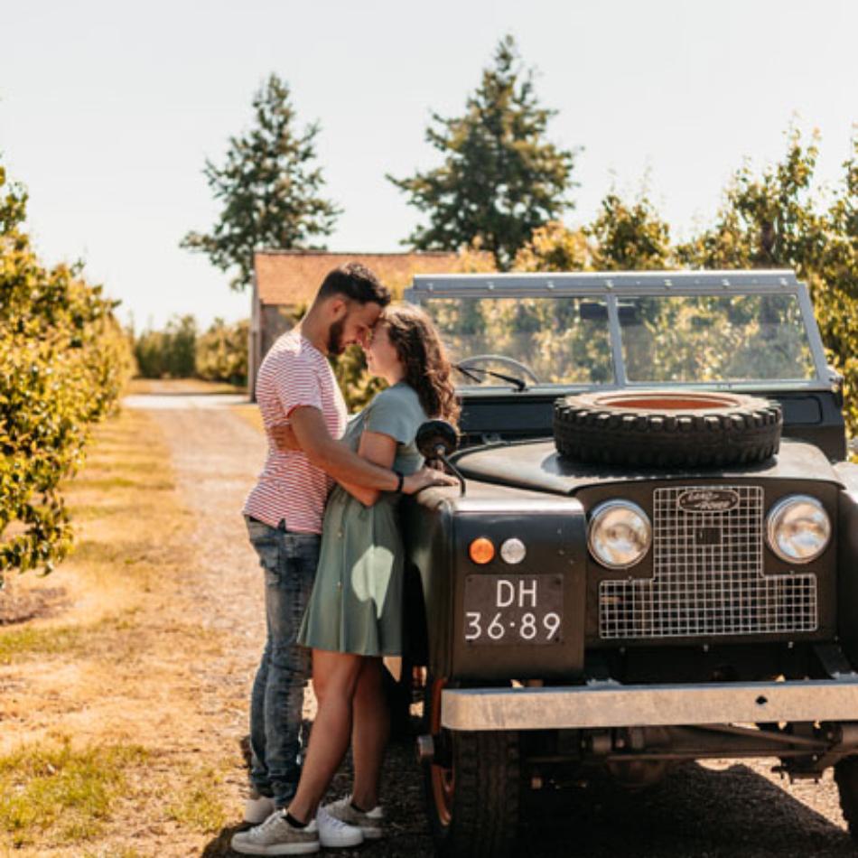 Loveshoot jeep auto zeeland