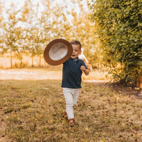 Spontane fotoshoot gezin Zeeland