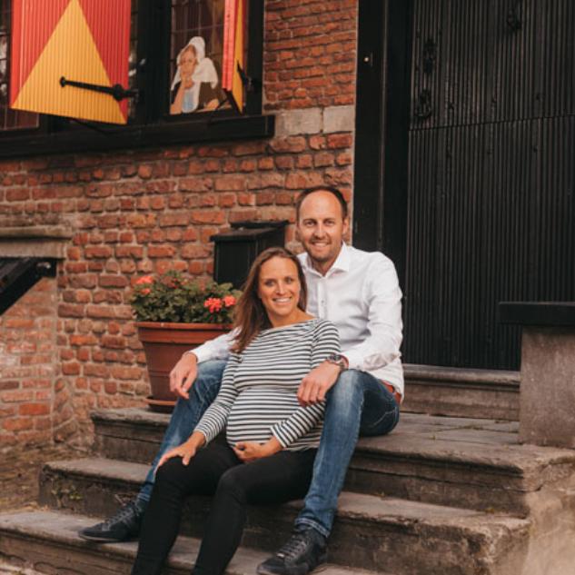 Zwangerschap laten fotograferen in Zeeland