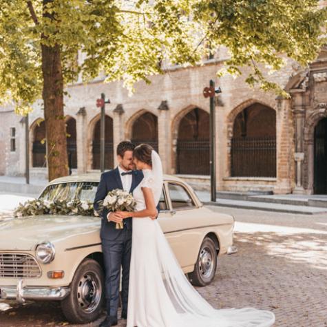 abdijplein trouwen fotograaf