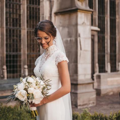 bruid fotoshoot zeeland