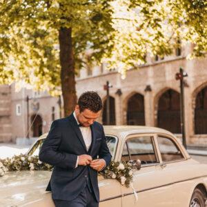 bruidegom trouwen in middelburg