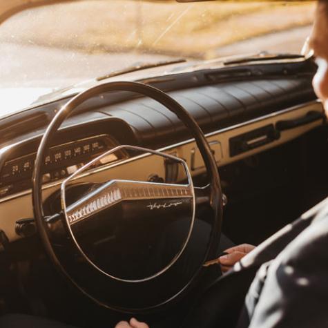 bruidsfotograaf goes auto