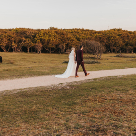 trouwen oostkapelle natuurgebied