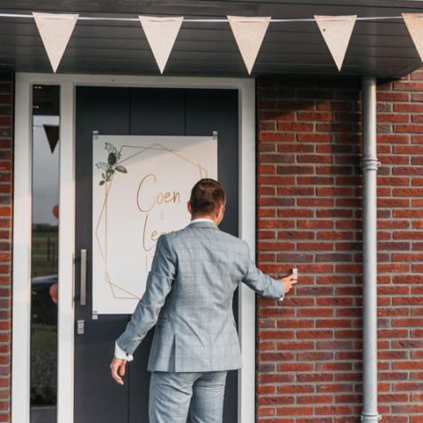 first look bruiloft zeeland