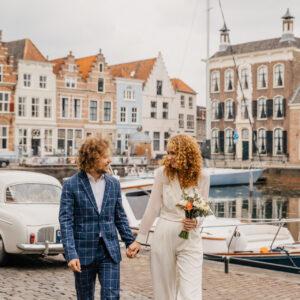 Bruidsfotograaf in Zeeland Goes Middelburg Vlissingen