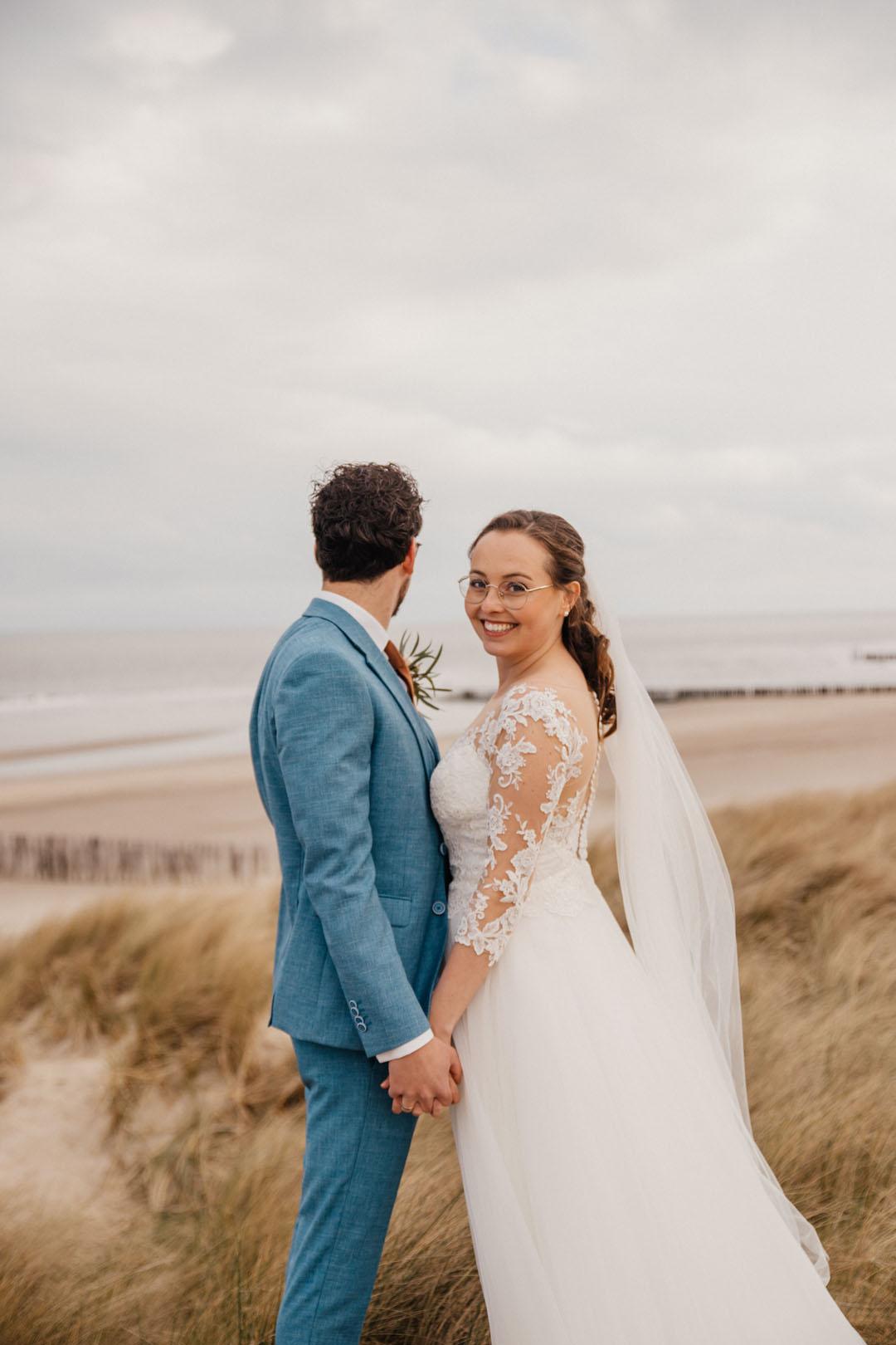 Bruiloft in Zeeland op Walcheren